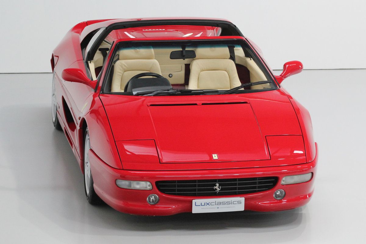 SOLD 1997 Ferrari F355 GTS RHD SOLD For Sale (picture 3 of 6)