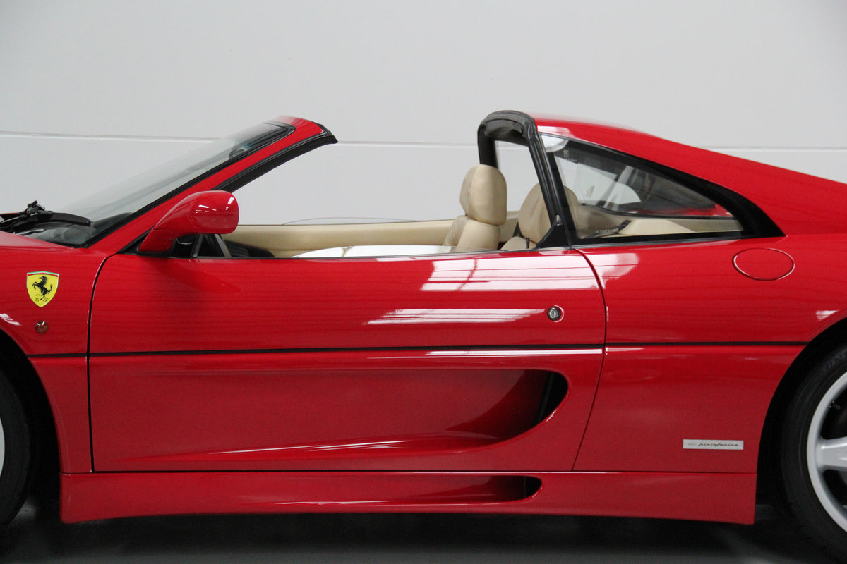 SOLD 1997 Ferrari F355 GTS RHD SOLD For Sale (picture 5 of 6)