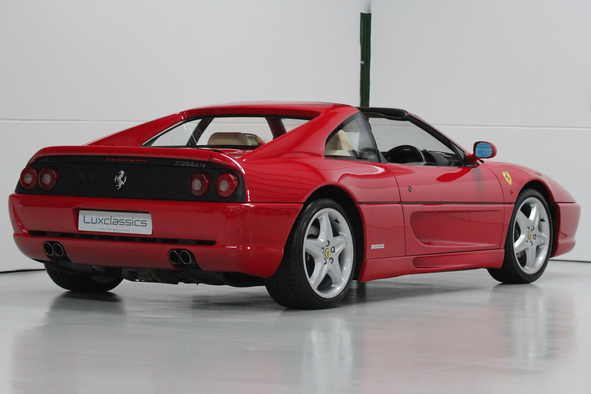 SOLD 1997 Ferrari F355 GTS RHD SOLD For Sale (picture 6 of 6)