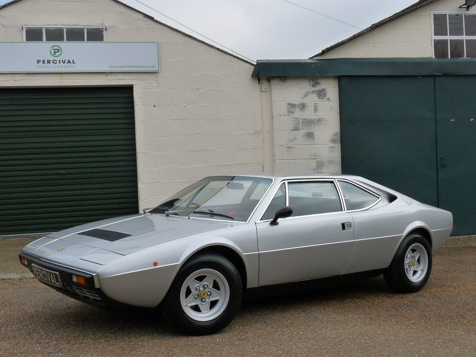 1980 Ferrari 308 GT4, rare 2 seater For Sale (picture 1 of 6)