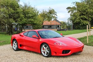 2001 360 Modena F1 - Low Owners and Mileage SOLD