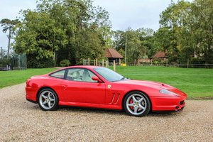 1999 550 Maranello - Fiorano Handling Pack For Sale