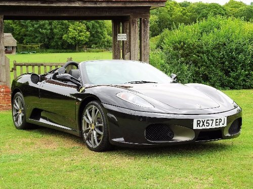2008 Ferrari F430 4.3 F1 2dr STILL SMELLS LIKE NEW.  For Sale (picture 1 of 10)