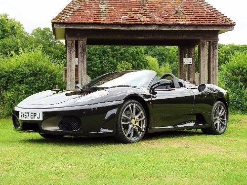 2008 Ferrari F430 4.3 F1 2dr STILL SMELLS LIKE NEW.  For Sale (picture 2 of 10)