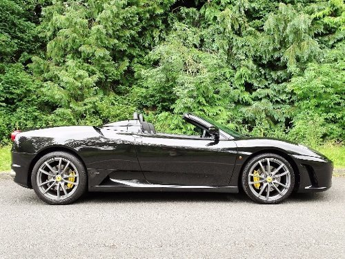 2008 Ferrari F430 4.3 F1 2dr STILL SMELLS LIKE NEW.  For Sale (picture 3 of 10)