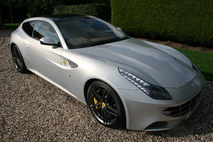2013 Ferrari FF 6.3 Auto. 1 owner,Amazing Spec,Special Colour For Sale