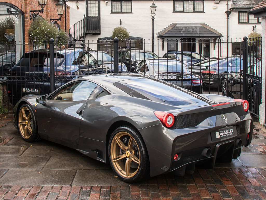 2015 Ferrari  458  458 Speciale For Sale (picture 5 of 18)