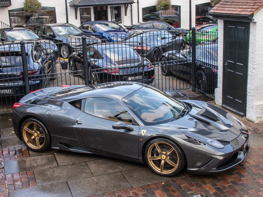 2015 Ferrari  458  458 Speciale For Sale (picture 8 of 18)