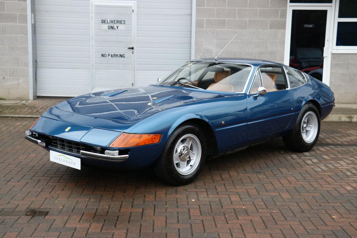 1972 Ferrari 365 GTB/4 'Daytona' - Classiche Certified For Sale (picture 1 of 6)