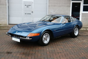 1972 Ferrari 365 GTB/4 'Daytona' - Classiche Certified For Sale