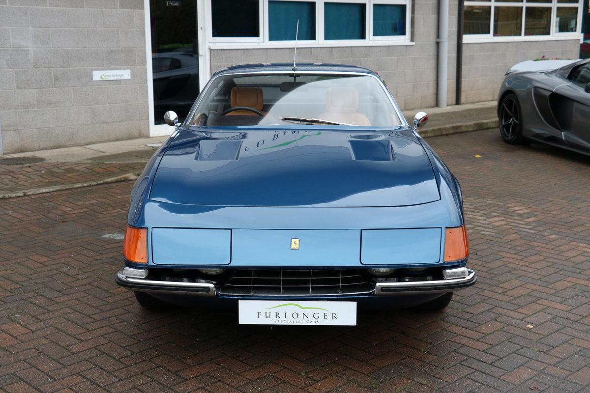 1972 Ferrari 365 GTB/4 'Daytona' - Classiche Certified For Sale (picture 2 of 6)