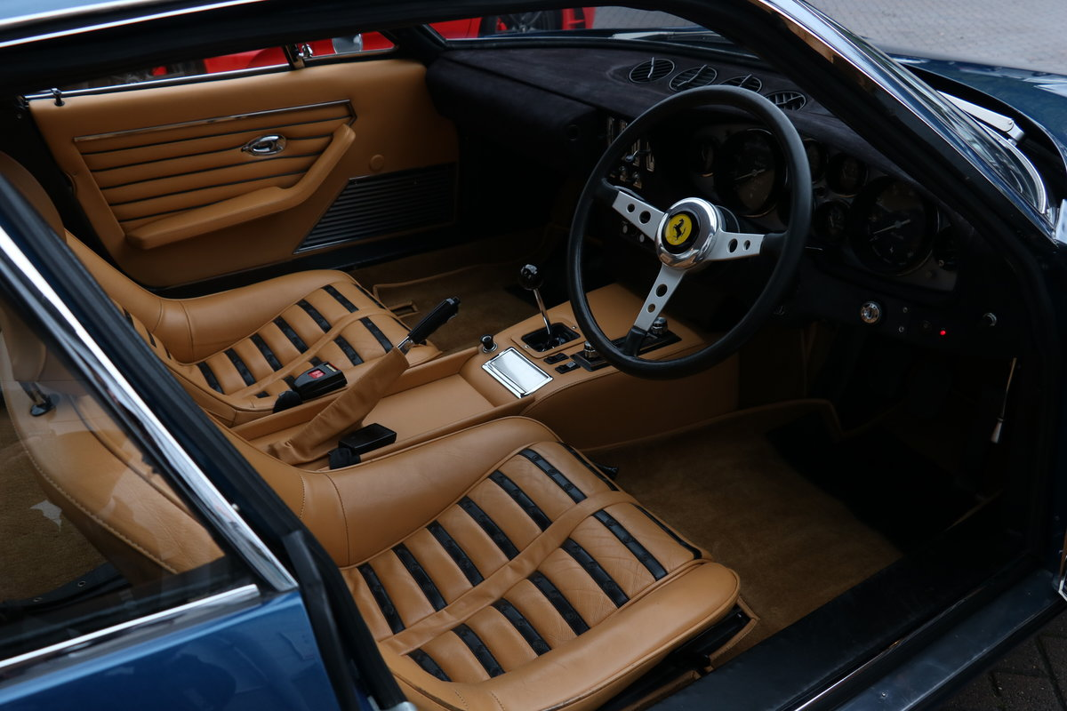 1972 Ferrari 365 GTB/4 'Daytona' - Classiche Certified For Sale (picture 4 of 6)