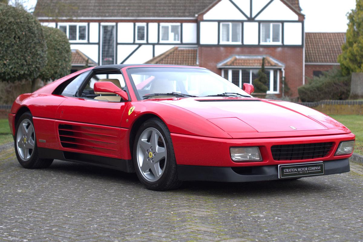 1992 Ferrari 348 TS For Sale (picture 1 of 23)