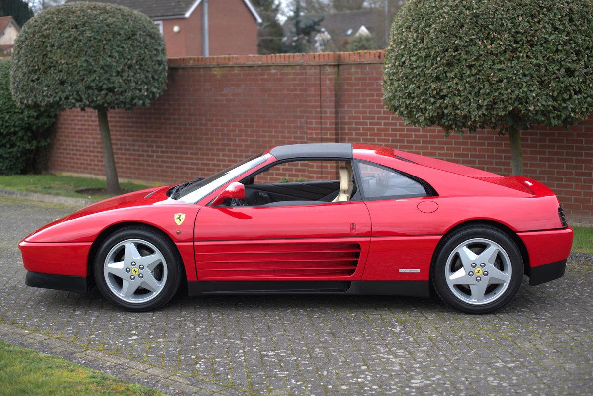 1992 Ferrari 348 TS For Sale (picture 6 of 23)