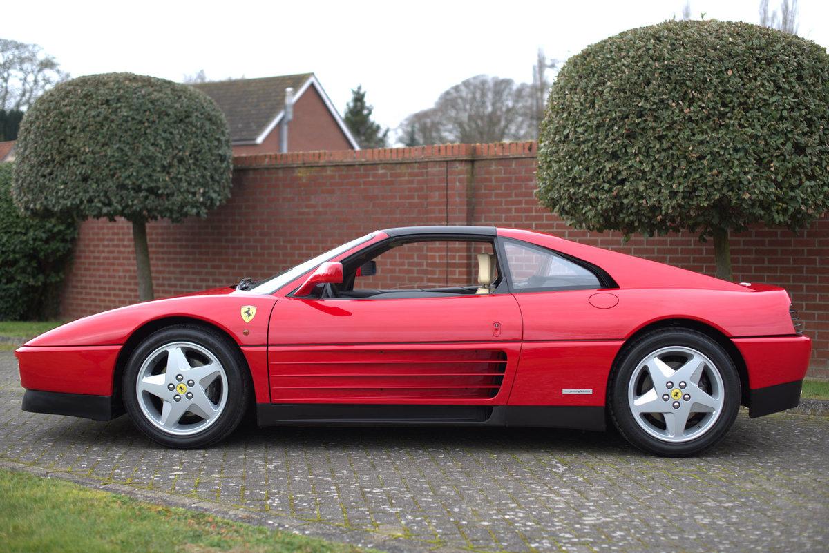 1992 Ferrari 348 TS For Sale (picture 7 of 23)