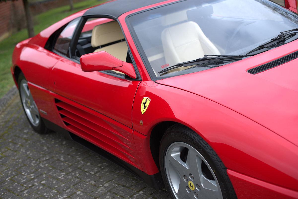 1992 Ferrari 348 TS For Sale (picture 14 of 23)