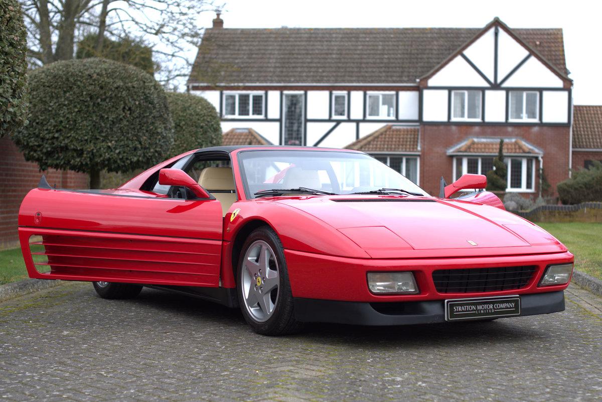 1992 Ferrari 348 TS For Sale (picture 22 of 23)