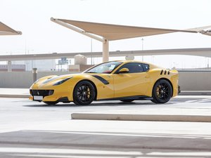 2017 Ferrari F12tdf  For Sale by Auction