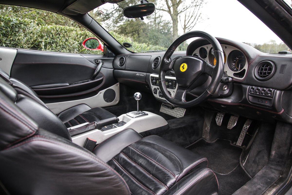 1999 Ferrari 360 Modena Manual  For Sale (picture 6 of 14)