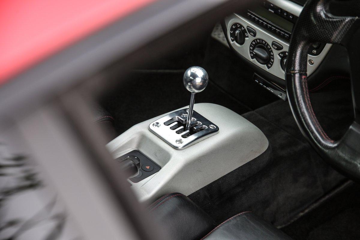 1999 Ferrari 360 Modena Manual  For Sale (picture 8 of 14)