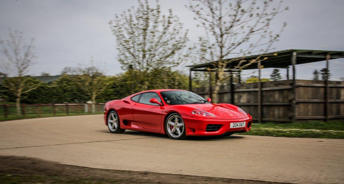 1999 Ferrari 360 Modena Manual  For Sale (picture 14 of 14)
