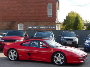 FERRARI F355 GTS F1 AUTO COUPE - LHD + 1999 For Sale
