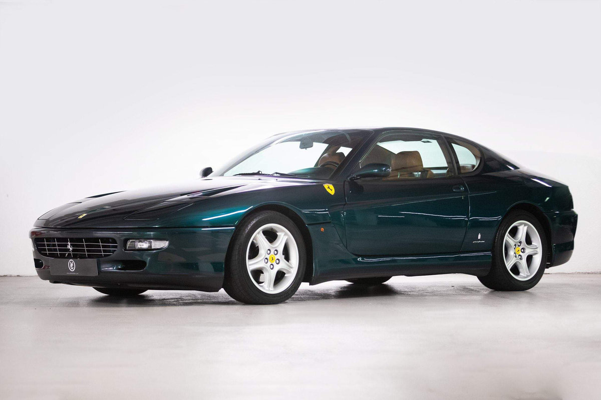 1995 Ferrari 456 GT Manual LHD  For Sale (picture 1 of 20)
