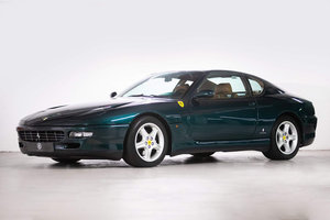 1995 Ferrari 456 GT Manual LHD