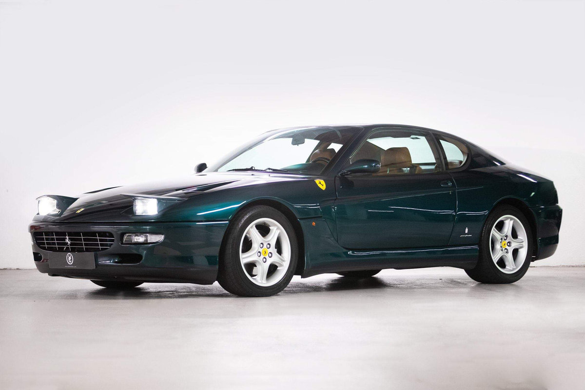 1995 Ferrari 456 GT Manual LHD  For Sale (picture 2 of 20)