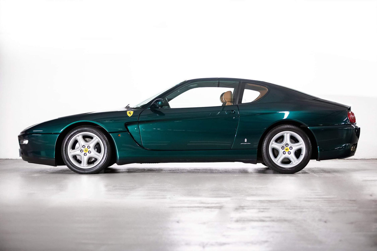 1995 Ferrari 456 GT Manual LHD  For Sale (picture 3 of 20)