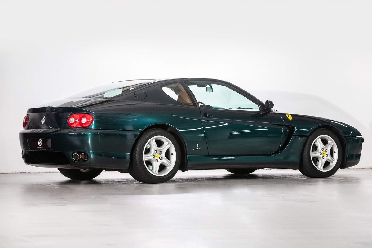 1995 Ferrari 456 GT Manual LHD  For Sale (picture 10 of 20)