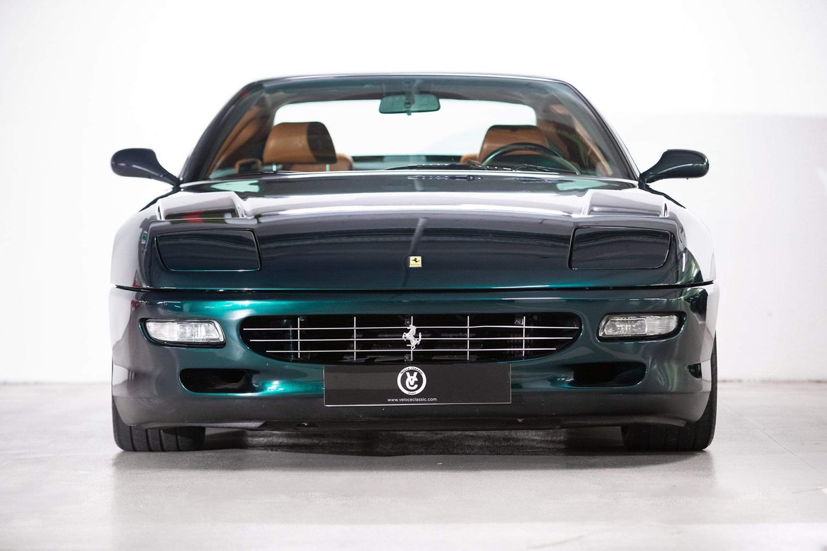 1995 Ferrari 456 GT Manual LHD  For Sale (picture 11 of 20)