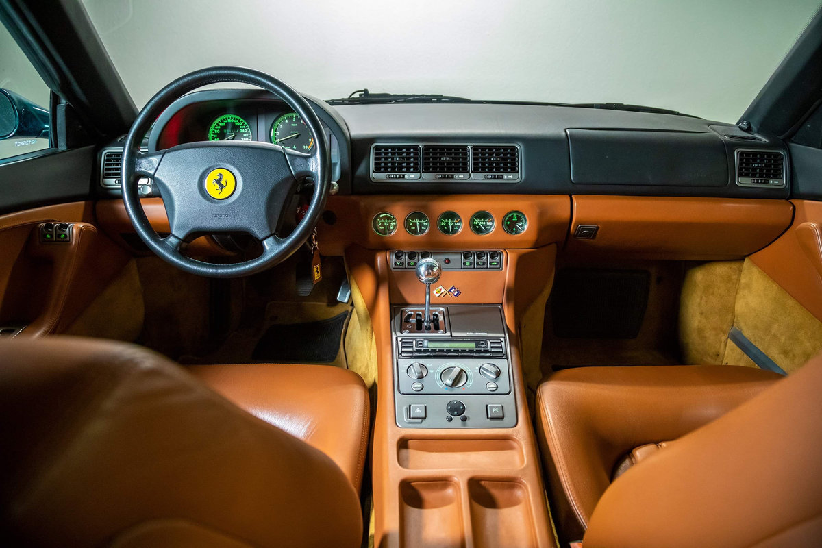 1995 Ferrari 456 GT Manual LHD  For Sale (picture 12 of 20)