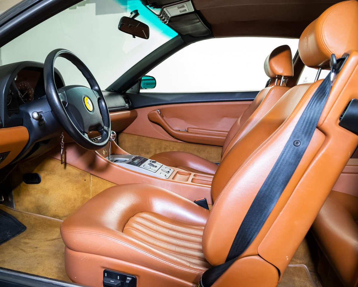 1995 Ferrari 456 GT Manual LHD  For Sale (picture 14 of 20)