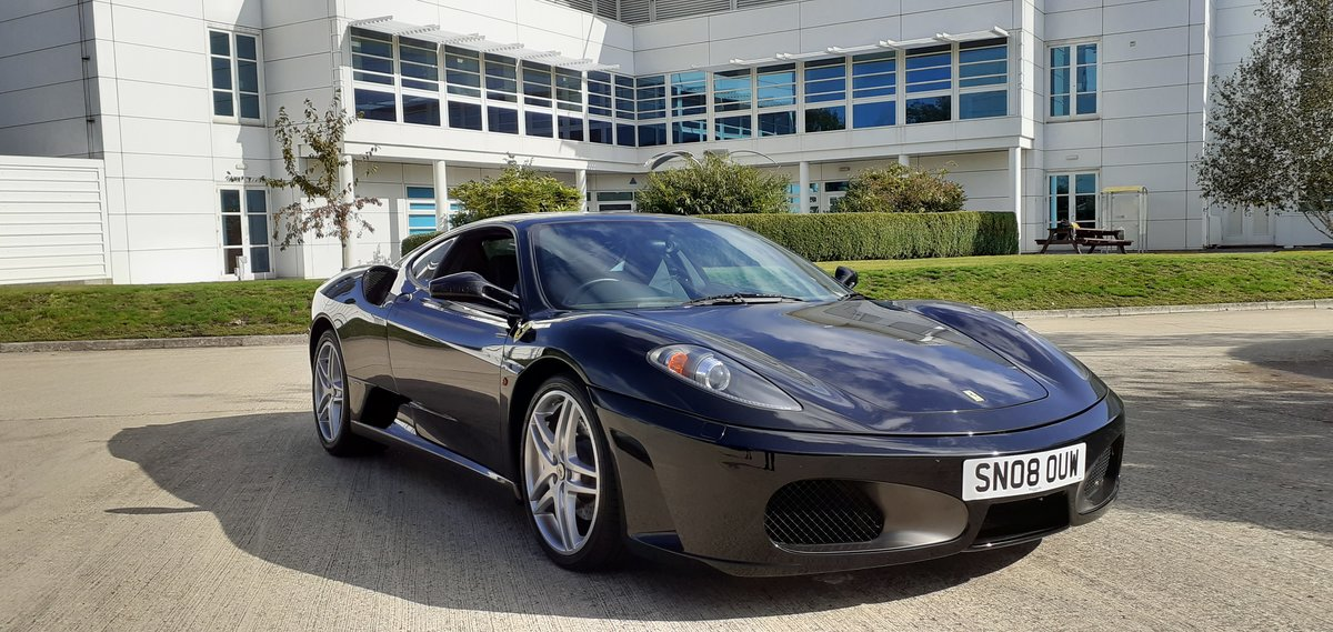 2008 Ferrari F430 F1 (Low Mileage) For Sale (picture 1 of 6)