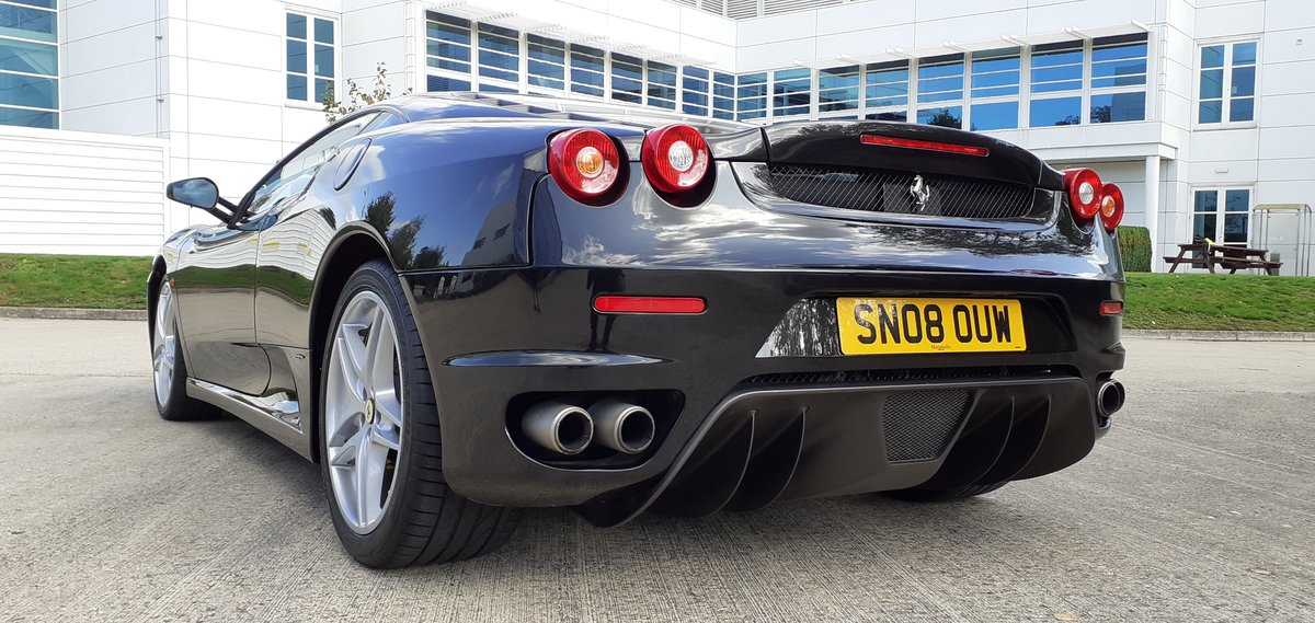 2008 Ferrari F430 F1 (Low Mileage) For Sale (picture 2 of 6)