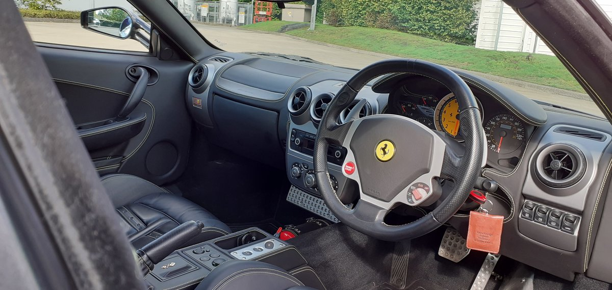 2008 Ferrari F430 F1 (Low Mileage) For Sale (picture 5 of 6)
