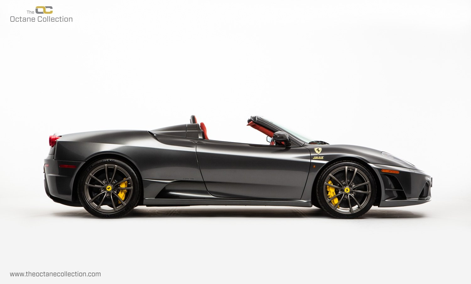 2009 FERRARI 16M SCUDERIA // GRIGIO SILVERSTONE // CARBON FIBRE P For Sale (picture 7 of 20)