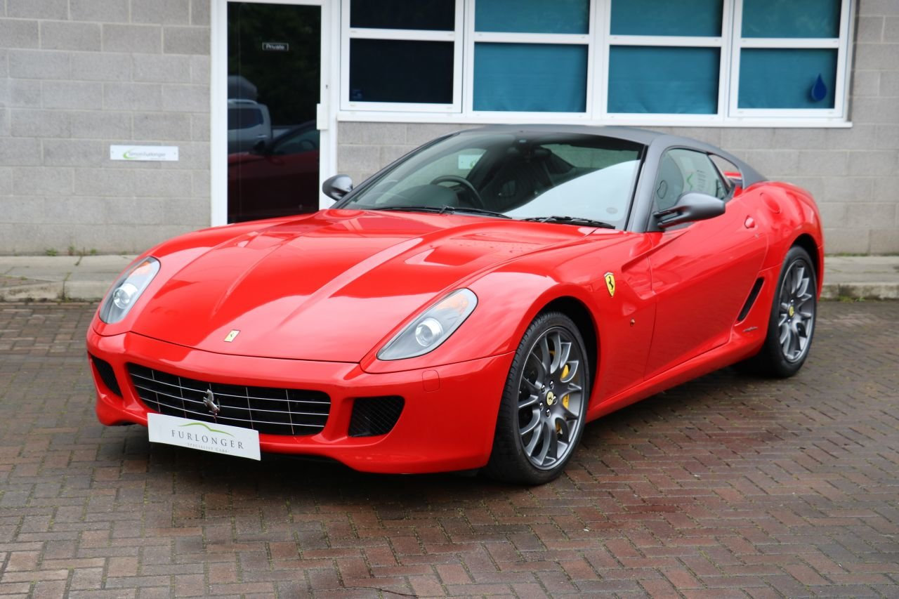 2007 Ferrari 599 GTB For Sale (picture 1 of 6)