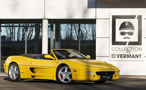 1999 Ferrari F355 F1 'Fiorano' Spider -1of100- For Sale