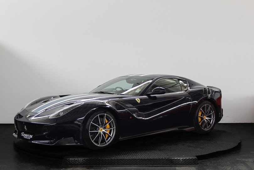 2016 Ferrari F12 TDF - UK Supplied - RHD - 1 Owner - 5k Miles For Sale (picture 5 of 6)