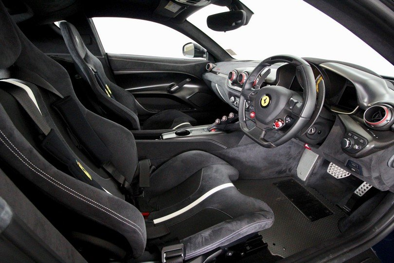2016 Ferrari F12 TDF - UK Supplied - RHD - 1 Owner - 5k Miles For Sale (picture 6 of 6)