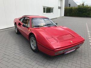 1986 Ferrari 208 GTB Turbo