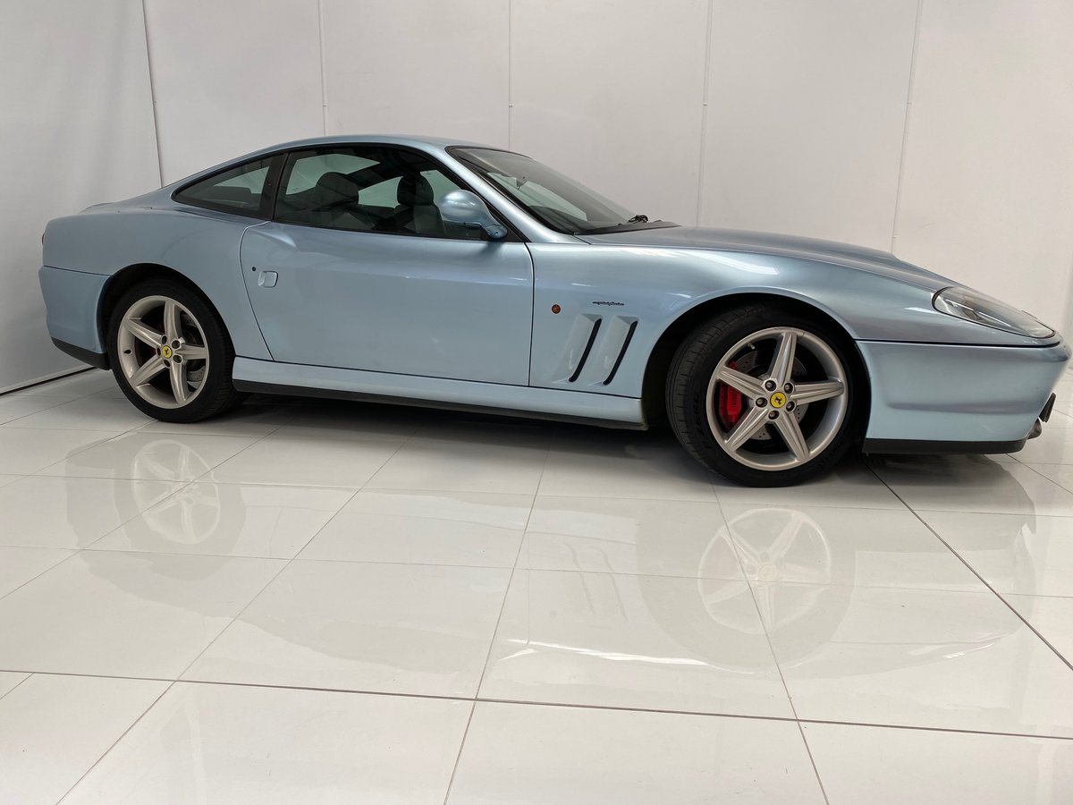 2003 Ferrari F575 Manual UK RHD One of only 69 Built! FFSH! For Sale (picture 1 of 6)