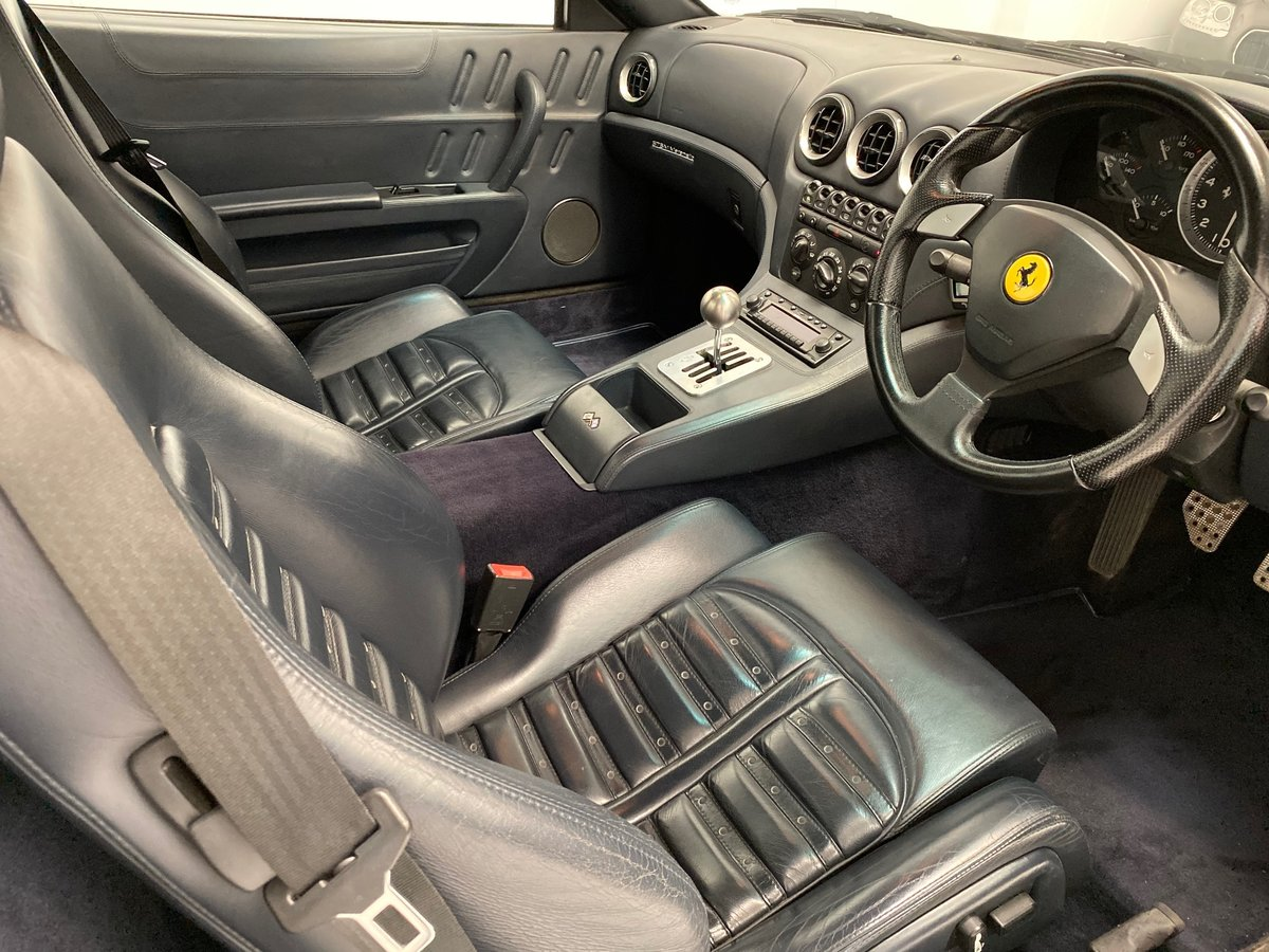 2003 Ferrari F575 Manual UK RHD One of only 69 Built! FFSH! For Sale (picture 3 of 6)