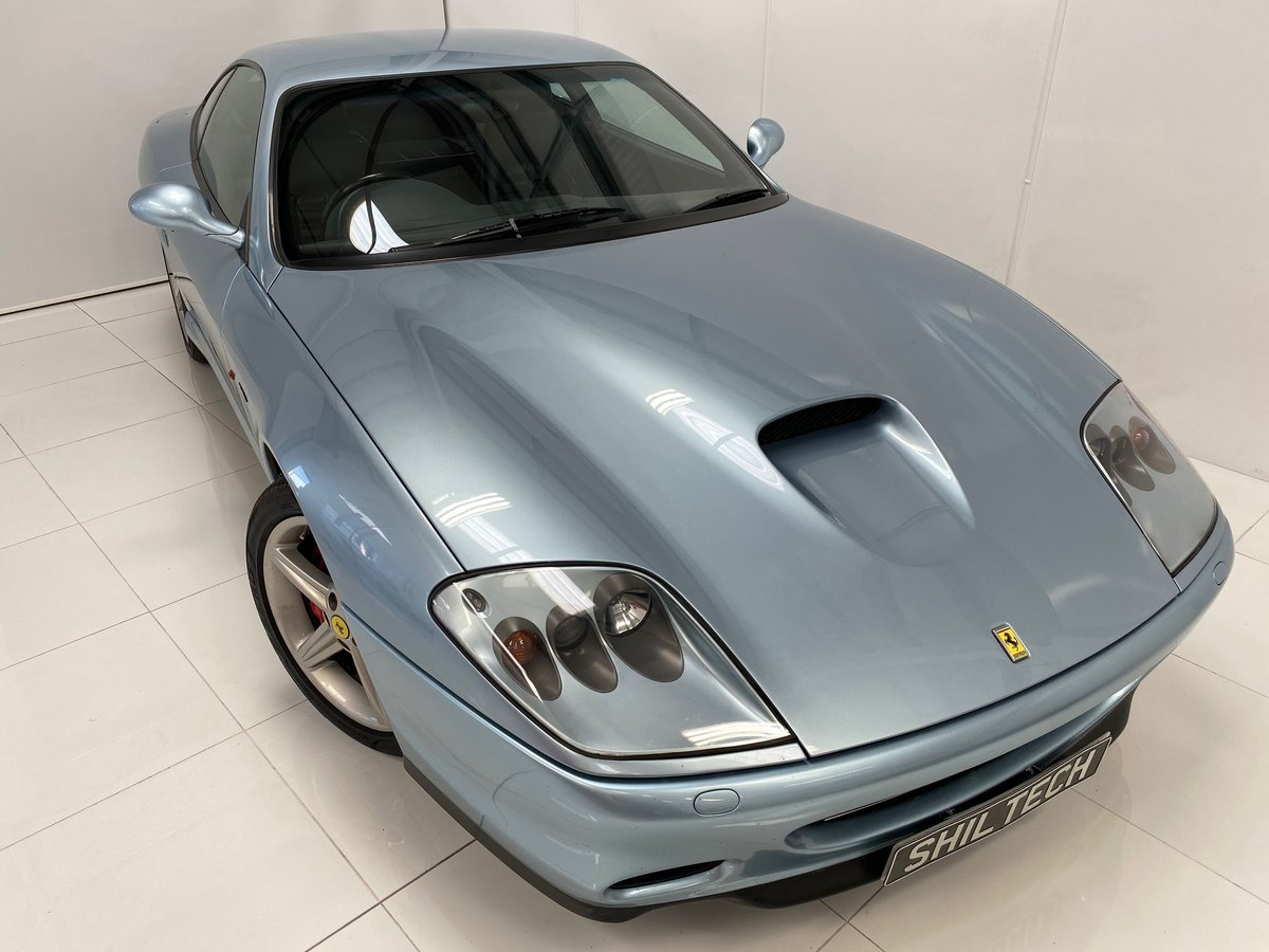 2003 Ferrari F575 Manual UK RHD One of only 69 Built! FFSH! For Sale (picture 4 of 6)