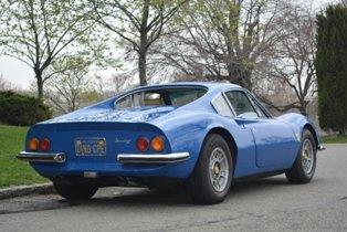 1971 Ferrari 246 GT Dino #20156 For Sale (picture 2 of 5)