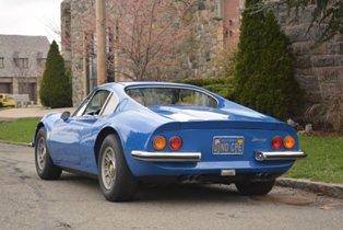 1971 Ferrari 246 GT Dino #20156 For Sale (picture 3 of 5)