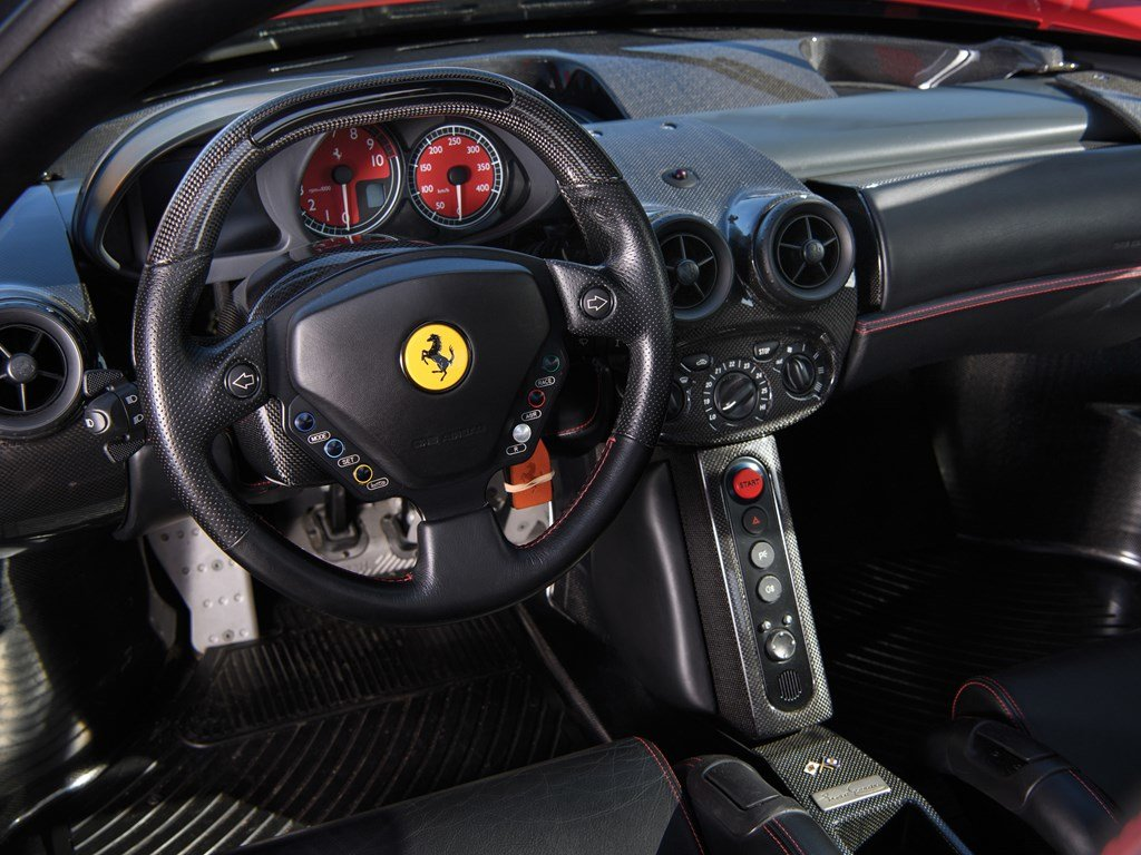 2003 Ferrari Enzo  For Sale by Auction (picture 4 of 6)
