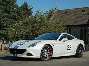 2018 Ferrari California T 70th Anniversary  For Sale by Auction